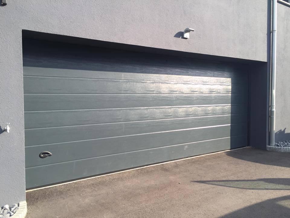 Puertas seccionales precio gallery of puertas garaje - Precio puerta blindada instalada ...