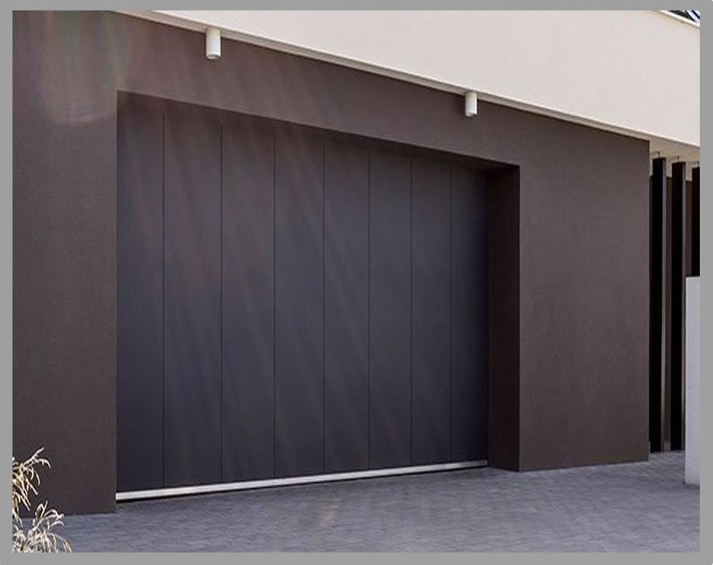 Puerta Seccional Lateral Kitdoor