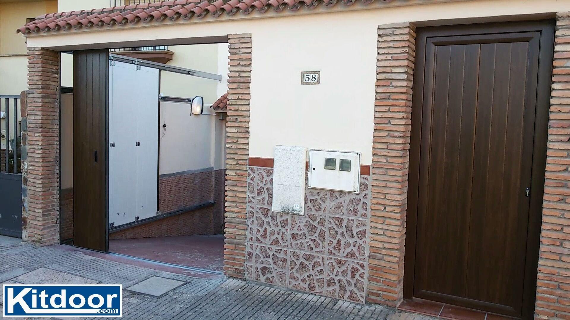 Puerta garaje seccional precio amazing automtica - Puerta garaje seccional ...