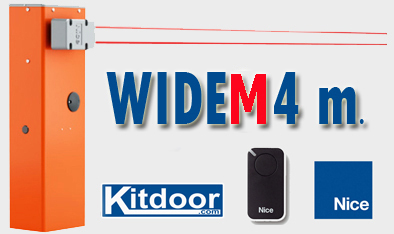 KIT BARRERA WIDEM 4 m.